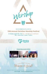 Worship Festival 2017 @ Draper Amphitheatre   Draper   Utah   United States